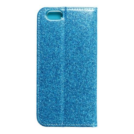 Pouzdro Shining Book iPhone 6 modré