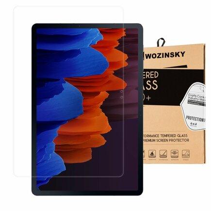 Wozinsky Tempered Glass tvrzené sklo 9H Samsung Galaxy Tab S7+ (S7 Plus)