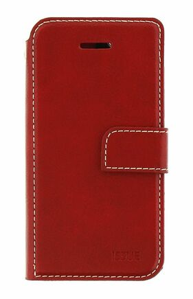 Molan Cano Issue Book Pouzdro pro OnePlus Nord N10 červené
