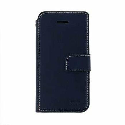 Molan Cano Issue Book Pouzdro pro Samsung Galaxy A31 tmavě modré