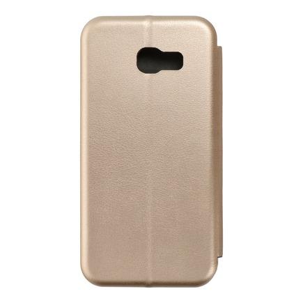 Pouzdro Book Elegance Samsung Galaxy A5 2017 zlaté
