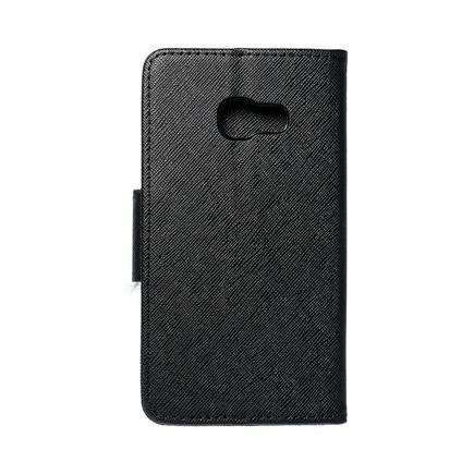 Pouzdro Fancy Book Samsung Galaxy A3 2017 černé
