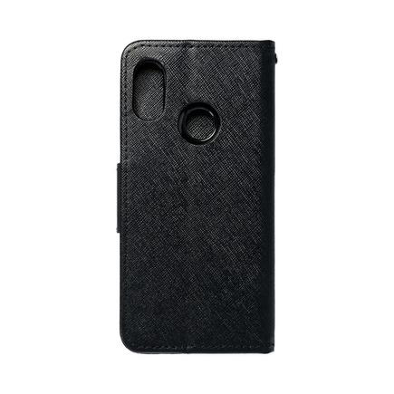 Pouzdro Fancy Book Xiaomi Redmi 6 Pro černé