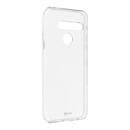 Pouzdro Jelly Roar LG G8 ThinQ průsvitné