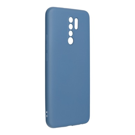 Pouzdro Silicone Lite Xiaomi Redmi 9 modré