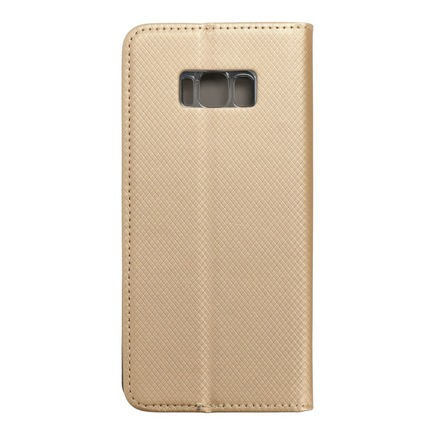Pouzdro Smart Case book Samsung Galaxy S8 Plus zlaté