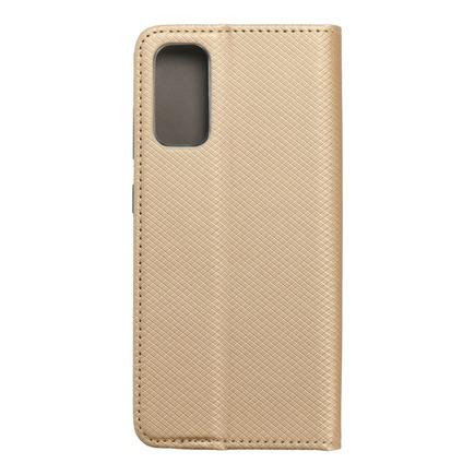 Pouzdro Smart Case book Samsung S20 / S11e zlaté