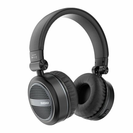 Remax bezdrátová sluchátka na uši Bluetooth 5.0 černá (X22XS black)