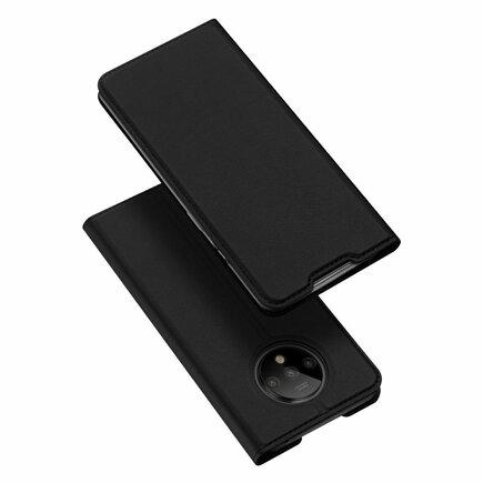 Skin Pro pouzdro s klapkou OnePlus 7T černé