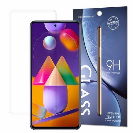 Tempered Glass tvrzené sklo 9H Samsung Galaxy M51