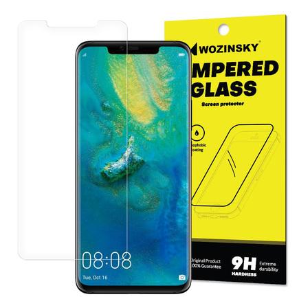 Tempered Glass tvrzené sklo SCO (Screen Center Only) Huawei Mate 20 Pro (balení-obálka)