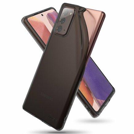 Air ultratenké gelové pouzdro Samsung Galaxy Note 20 černé (ARSG0030)
