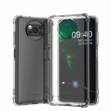 Anti Shock pancéřové pouzdro Xiaomi Poco X3 NFC průsvitné