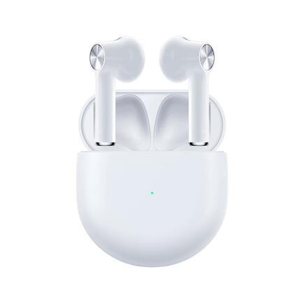 Bezdrátová sluchátka Buds bílá