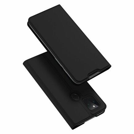 DUX DUCIS Skin Pro pouzdro s klapkou Google Pixel 5 černé