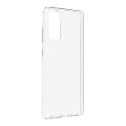 Pouzdro Back Case Ultra Slim 0,5mm Samsung Galaxy S20 FE