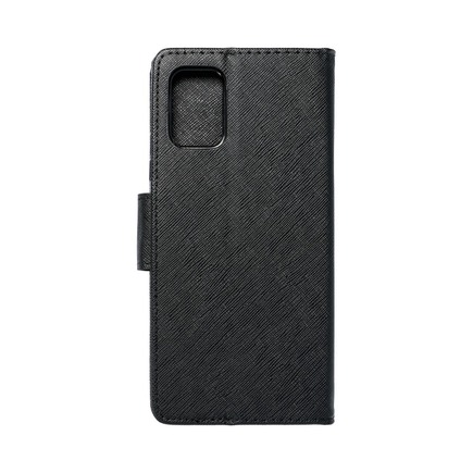 Pouzdro Fancy Book Samsung A71 5G černé