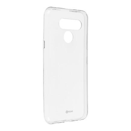 Pouzdro Jelly Roar LG K50 průsvitné
