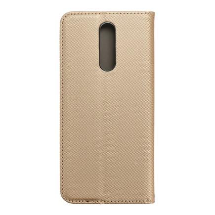 Pouzdro Smart Case book Xiaomi RedMi 8 zlaté