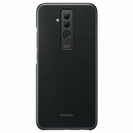Protective PC Case pouzdro Huawei Mate 20 Lite černé (51992651)