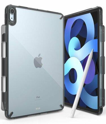 Ringke Fusion pouzdro s gelovým rámem iPad Air 2020 černé (FSAP0059)