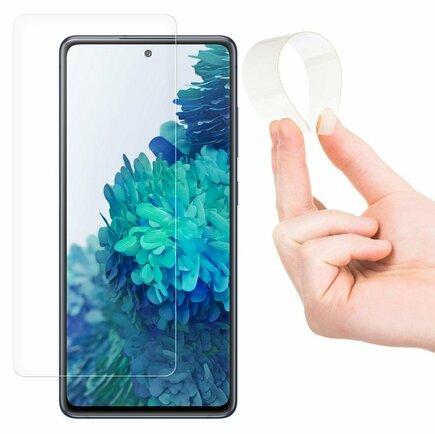 Nano Flexi hybridní elastická skleněná fólie Samsung Galaxy S20 FE 5G