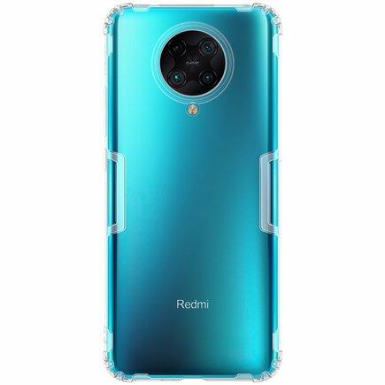 Nillkin Nature gelové pouzdro ultra slim Xiaomi Redmi K30 Pro / Poco F2 Pro průsvitné