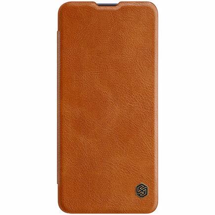 Nillkin Qin Book Pouzdro pro Samsung Galaxy A31 Brown