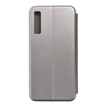 Pouzdro Book Elegance Samsung A7 2018 (A750) šedé