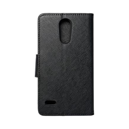 Pouzdro Fancy Book LG K10 2017 černé