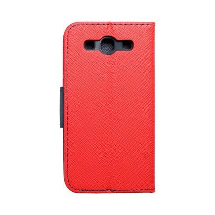 Pouzdro Fancy Book Samsung Galaxy S3 (I9300) červené/tmavě modré