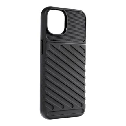 Pouzdro Forcell Thunder iPhone 13 černé
