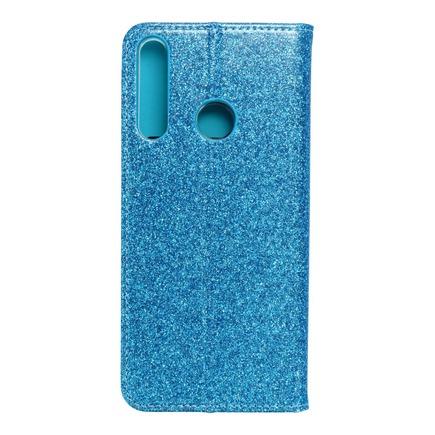 Pouzdro Shining Book Huawei Y6p modré