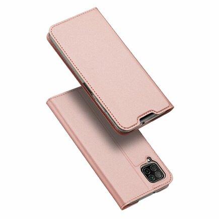 Skin Pro pouzdro s klapkou Huawei P40 Lite / Nova 7i / Nova 6 SE růžové