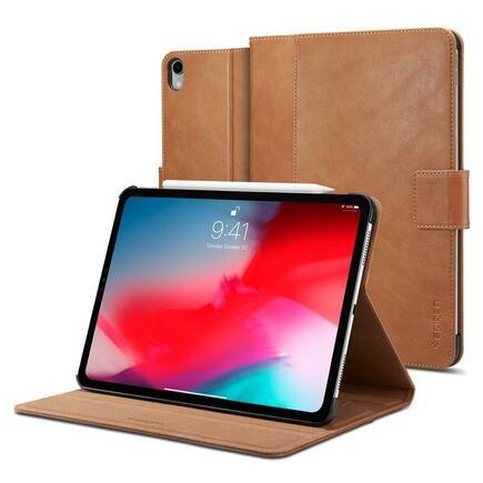 Stand Folio pouzdro iPad Pro 12.9 2018 hnědé