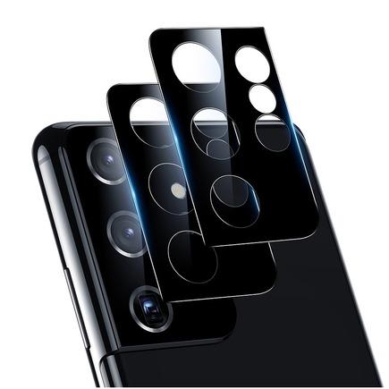 Tvrzené sklo ESR na objektiv kamery Samsung S21 Ultra - 2 pack