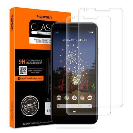 Tvrzené sklo Glas.TR Slim 2-Pack Google Pixel 3A XL