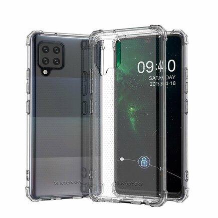 Anti Shock pancéřové pouzdro Samsung Galaxy A42 5G průsvitné