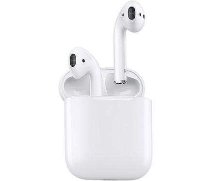 Apple AirPods 2019 Bluetooth Stereo HF bílá