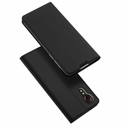 Dux Ducis Skin Pro pouzdro s klapkou Samsung Galaxy Xcover 5 černé
