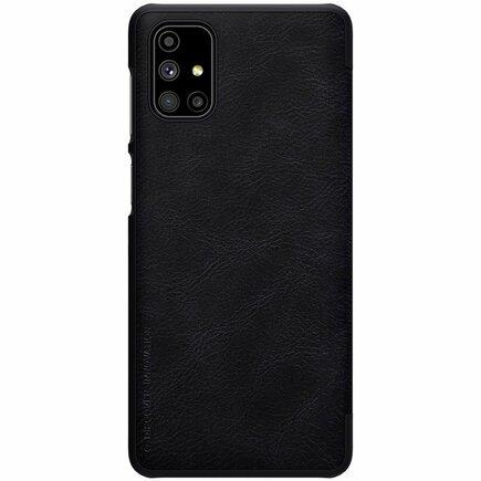 Nillkin Qin Book Pouzdro pro Samsung Galaxy M51 černé