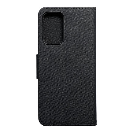 Pouzdro Fancy Book Samsung A52 5G černé