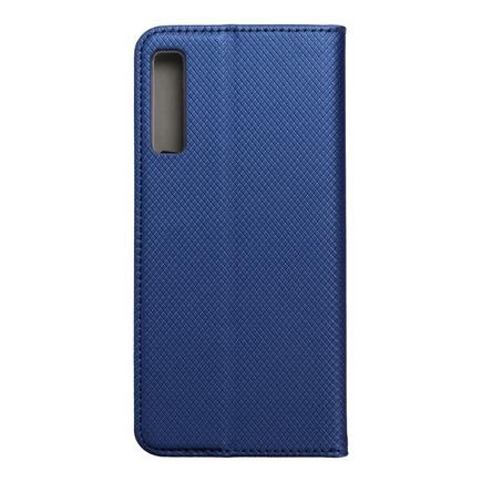 Pouzdro Smart Case book Samsung Galaxy A7 2018 (A750) tmavě modré