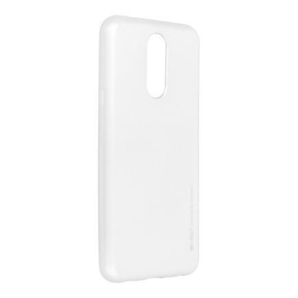 Pouzdro i-Jelly Mercury LG K40 2019 stříbrné
