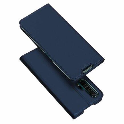 Skin Pro pouzdro s klapkou Huawei Honor 20 Pro modré
