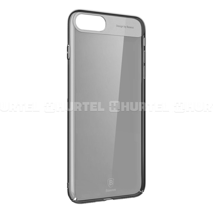 Sky Case průsvitné pouzdro na iPhone 8 Plus / 7 Plus černé