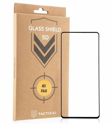 Tactical Glass Shield 5D sklo pro Samsung Galaxy M51 černé