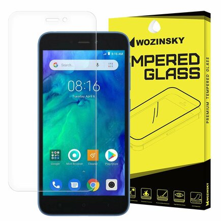 Tempered Glass tvrzené sklo 9H Xiaomi Redmi Go