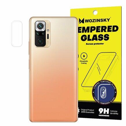 Wozinsky Camera Tempered Glass 9H tvrzené sklo pro kameru Xiaomi Redmi Note 10 Pro