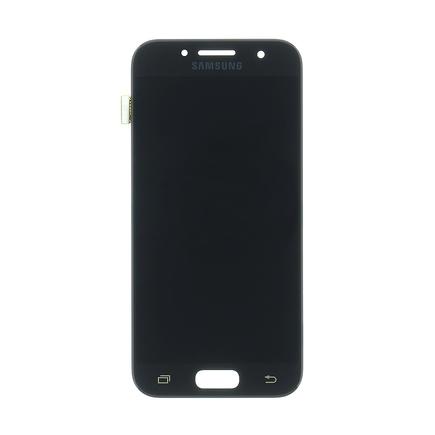 LCD display + Dotyk Samsung A320 Galaxy A3 2017 černý (Service Pack)